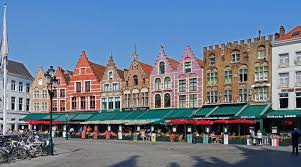 See what to do in Bruges and Brussels