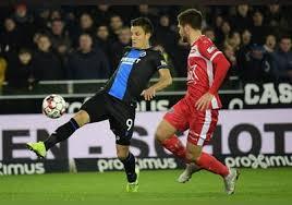 Mouscron - Bruges: Vossen still not taken back - All football | Walfoot.be