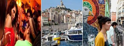 Google News - 36 hours in Marseille