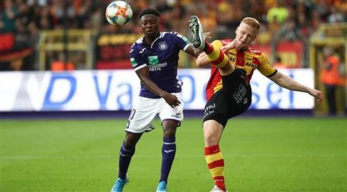 Championship of Belgium. Mechelen - Brugge