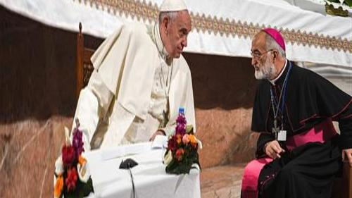 Pope Francis proclaimed new Archbishop of Marseille