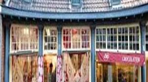 In Bruges, city of lace and lace-makers