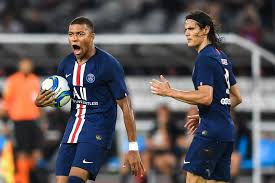 Bruges Mbappé and Cavani fit for the meeting