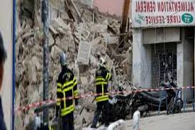 Following the collapse of apartment buildings, 6 institutions were found in Marseille, France