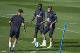 The likely group of PSG against Bruges Le Parisien
