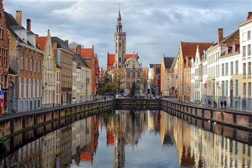 Bruges: A trip back in time