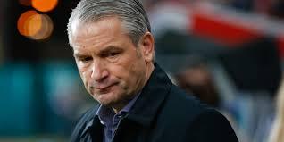 Bernd Storck is the new coach of the Cercle de Bruges