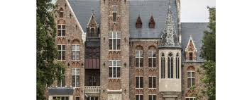 Neo-Gothic Bruges route