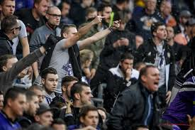 Final sanction for Anderlecht following discriminatory chants in Bruges